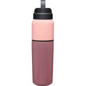 CamelBak MultiBev SST Vacuum Insulated Bottle 650ml, terracotta rose / pink